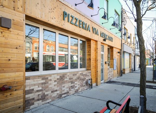 Right now receive 20% OFF all Pizza, Pasta and Dessert exclusively at our new Gerrard Location.