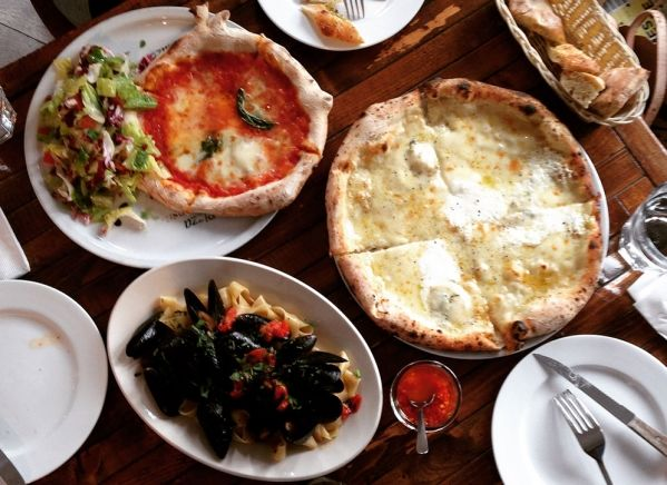 Is Authentic Neapolitan Pizza a Healthy Option? 3 Nutrition Facts You Should Know About This Italian Dish