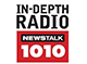 in depth radio news talk 1010 Home