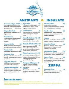 Via Mercanti Menu Sept 2020